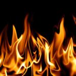 Tröppner Haustechnik: offene Flamme