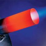 Tröppner Haustechnik: Ölbrennerflamme