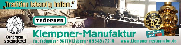 Tröppner Klempner-Manufaktur